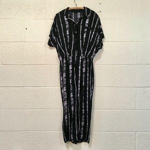 Vintage 80's Pencil Skirt Dress